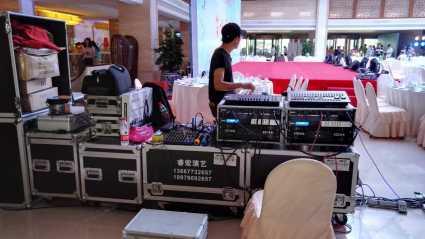桂林睿宏电器 发电机专业灯光音响舞台租赁及工程安装