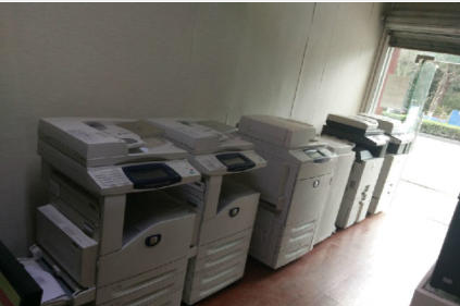 专业快速免费上门维修复印机、打印机、传真机、加碳粉
