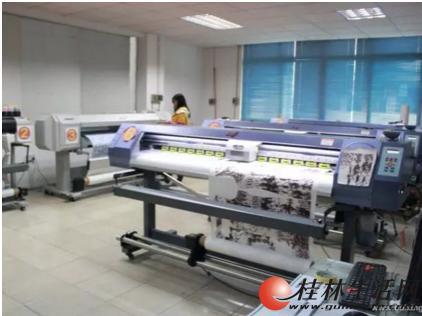 桂林喷绘中心 自有加工厂 价格低 速度快 招牌写真