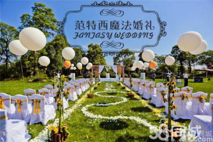 桂林七星婚庆服务音响桁架范特西婚礼策划