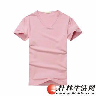拼色速干队服桂林活动文化衫网眼广告衫印字刺绣图案订