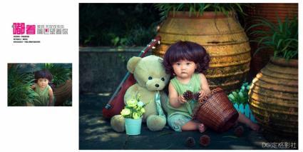 儿童摄影 宝宝照499元/起