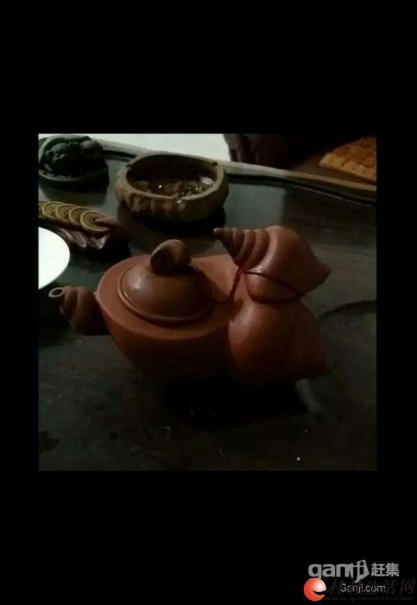 四螺春泡茶壶具 - 100元