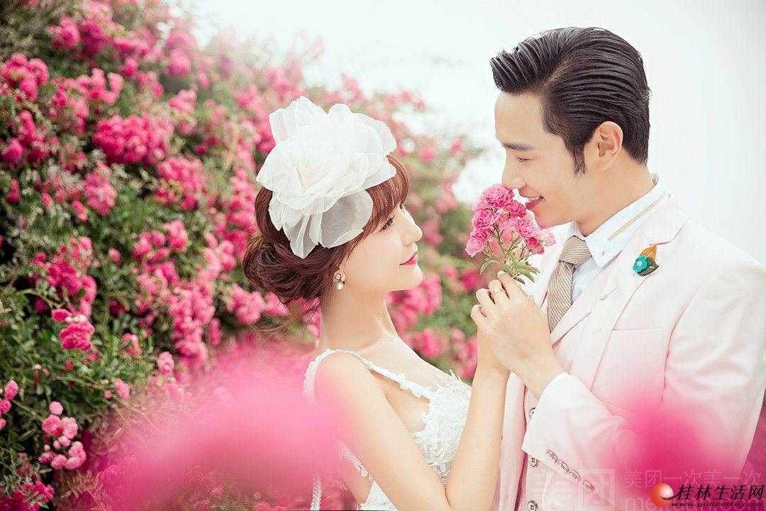 【七星公园】桂林维多利亚婚纱摄影
