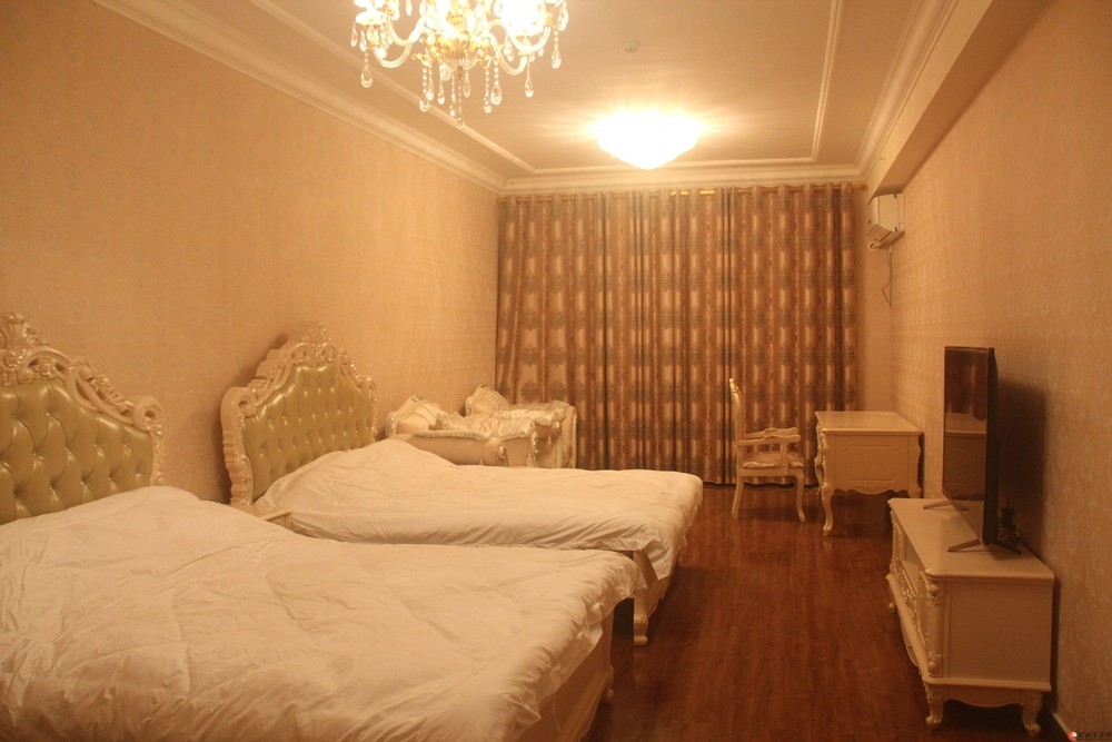 桂林北站站前区恒大广场酒店公寓,豪华装修