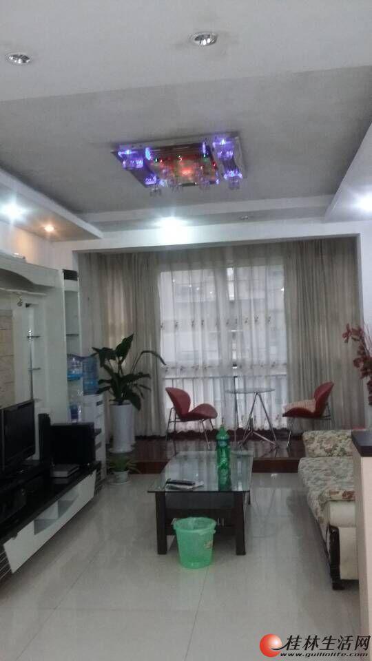 【出租】叠彩区罗马花园 精装3房2厅2卫130平米家具家电齐全