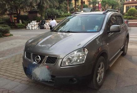 出售自用SUV(东风日产逍客)2.0L。。。