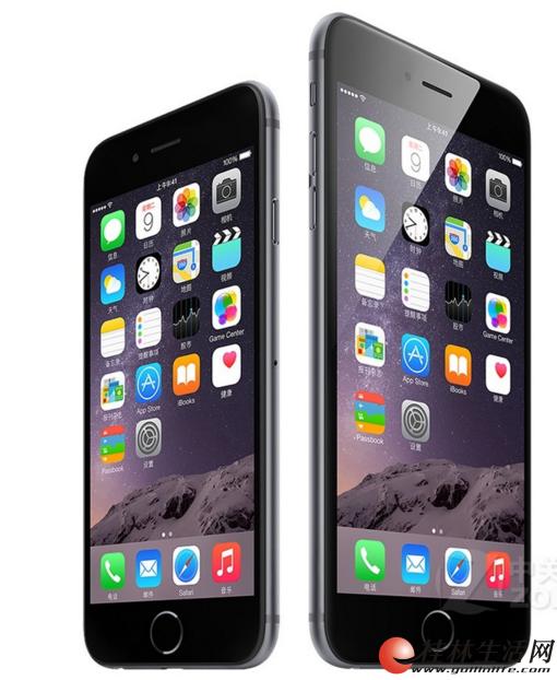 苹果6 plus 64G星空灰8.4.1系统  2580元  可分期付款!