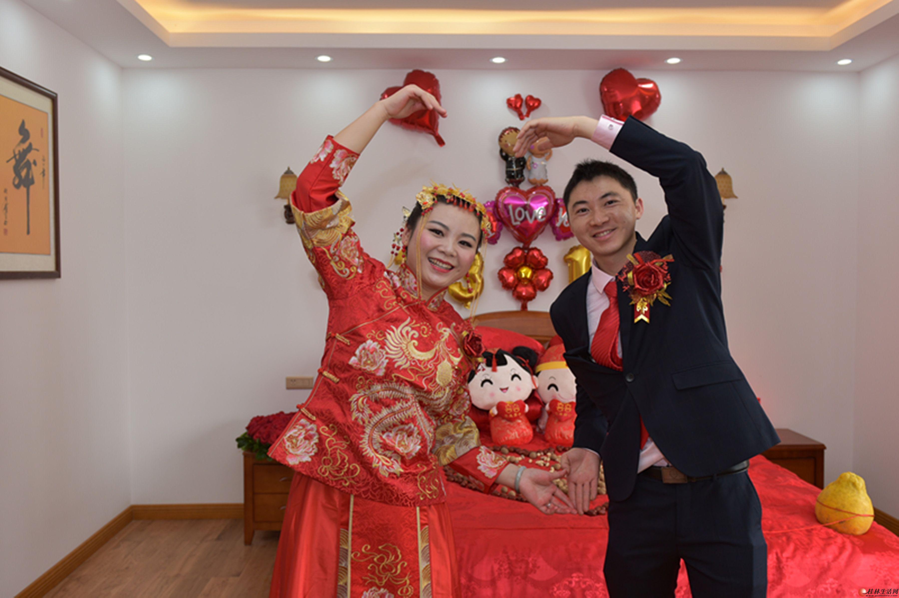 桂林婚礼摄影、摄像为新婚的你服务!