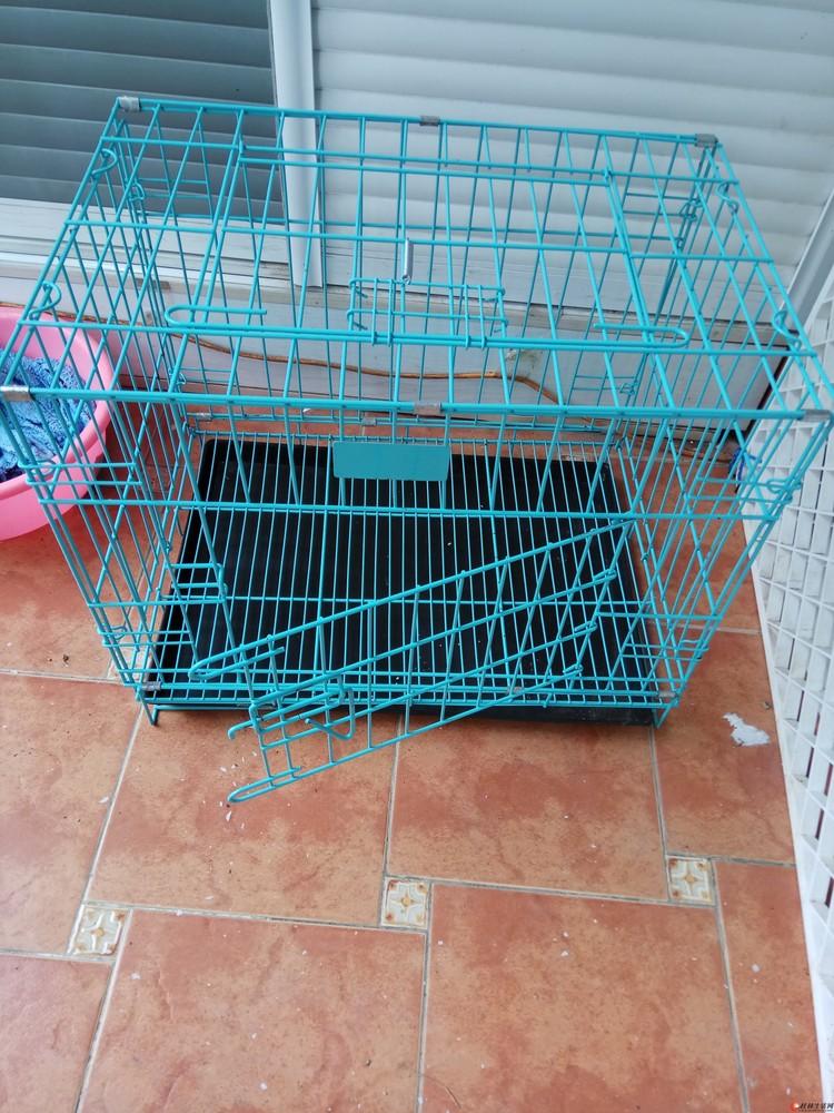 狗狗长大了用不到,笼子转让拉