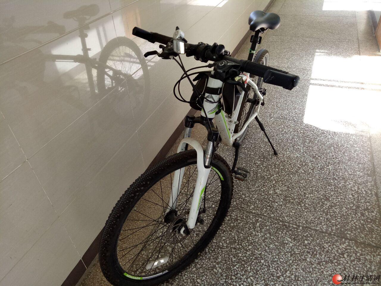求购2手自行车美利达