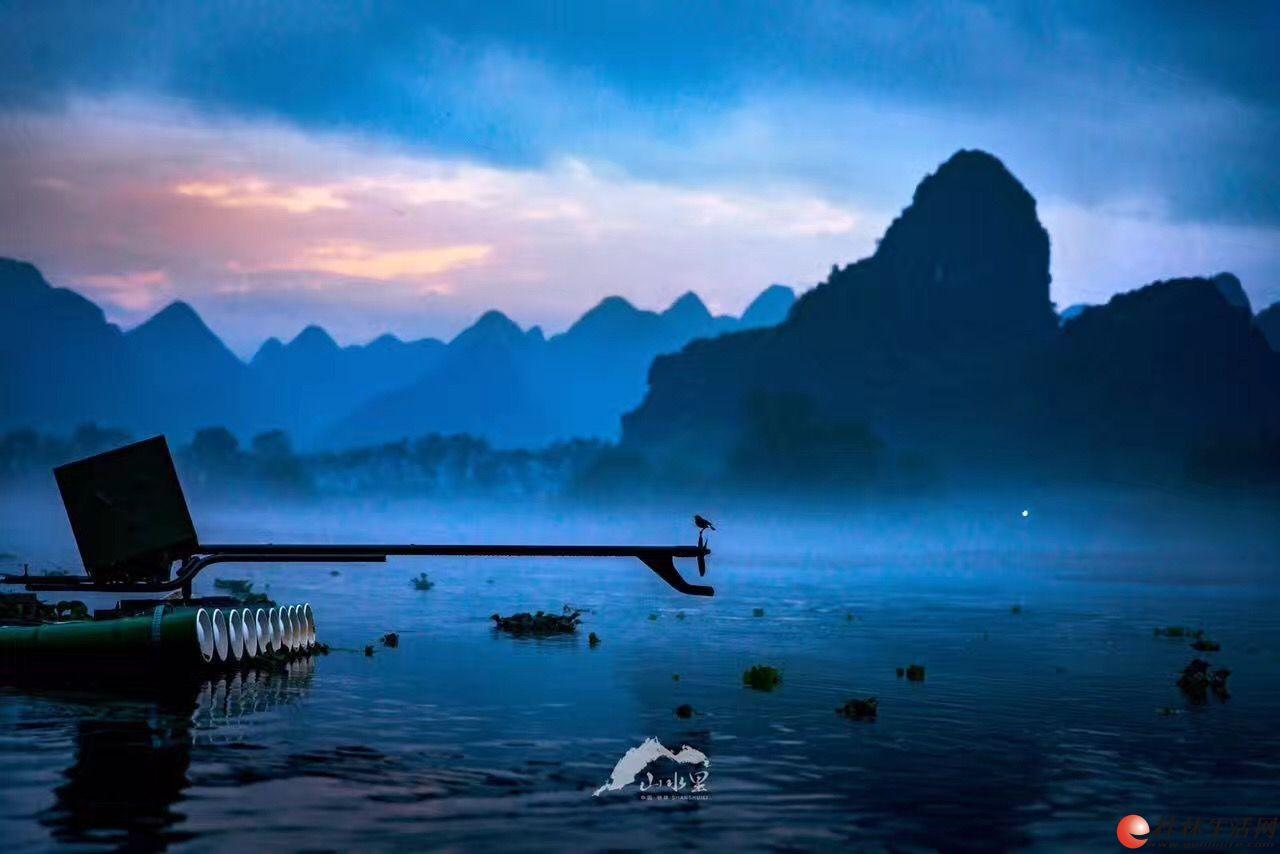 T桂林城东一线漓江边别墅区山水里独户独院别墅200-400万
