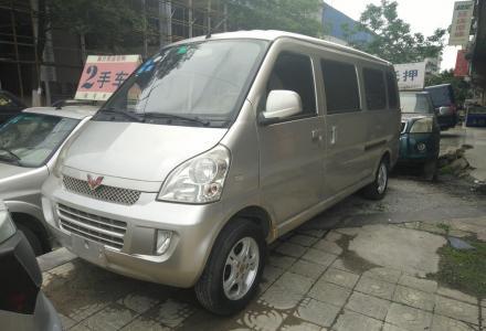 2012款 五菱荣光加长版  1.2L