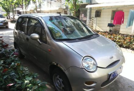 自用奇瑞QQ3私家车出售