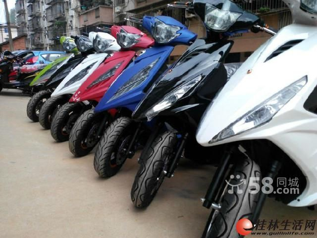 桂林市区最大品种最全的二手电动车车行