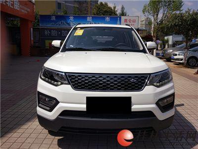 国产长安路虎揽胜CX701.5T手动豪擎版