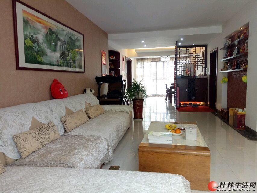 出售,碧水康城,4房2厅2卫,165平米,电梯5楼,135万急售,精装修