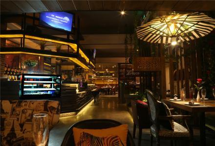沈阳酒吧设计哪家还原度最高?专业性强?