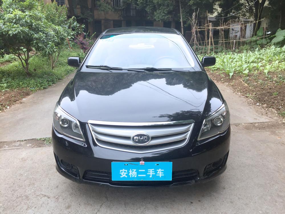 比亚迪 L3 2012款 1.5 手动 舒适型首付低 提车快