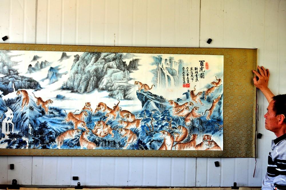 最美中国手绘地图kkk