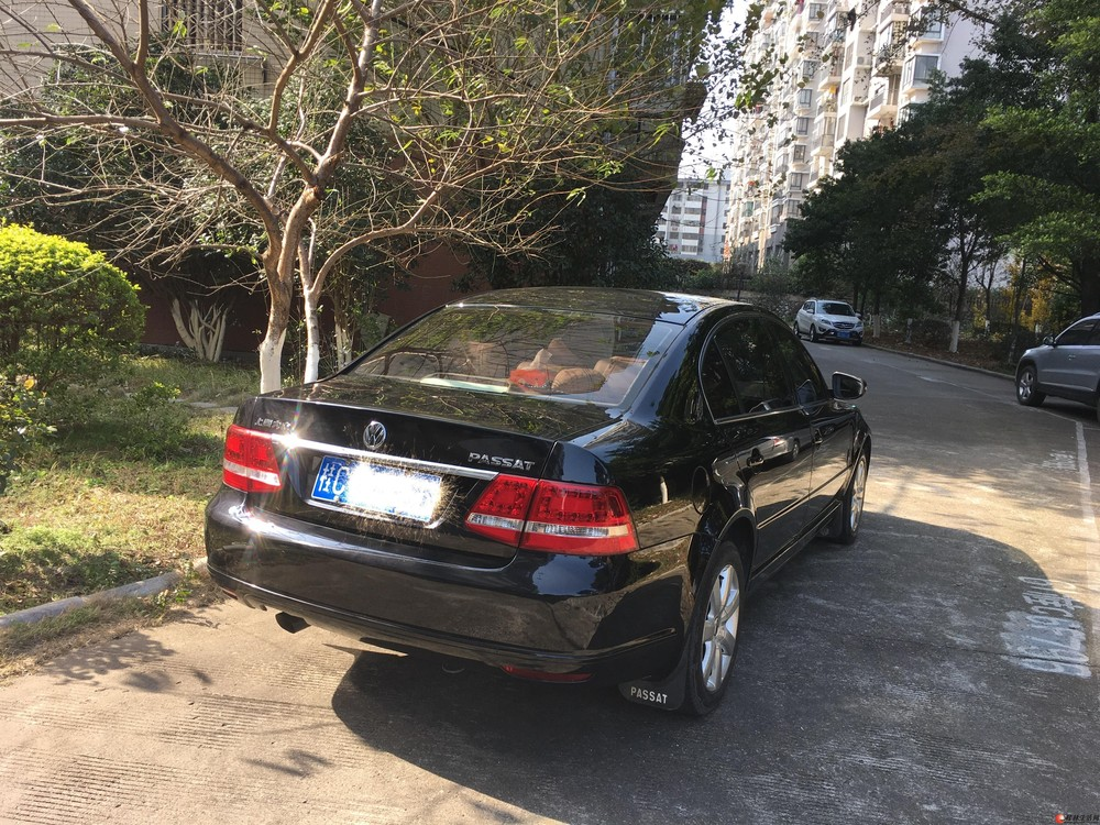 换车了,个人出售爱惜得非常好的11款帕萨特新领驭2.0版私家车!