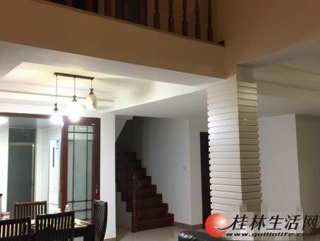 T安新洲漓江畔豪宅区江上一品全江景复式美宅
