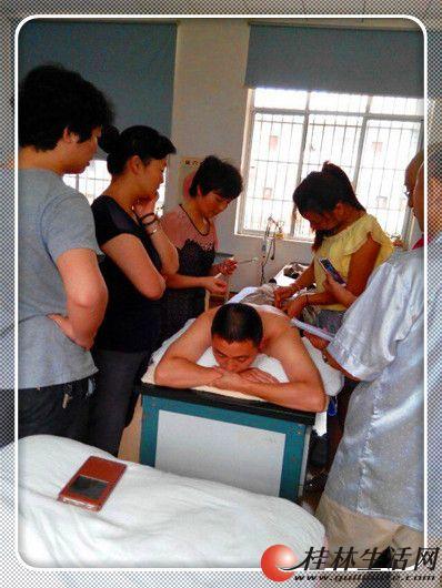 桂林哪家针灸技能培训学校最好?特色针灸推拿埋线减肥培训班