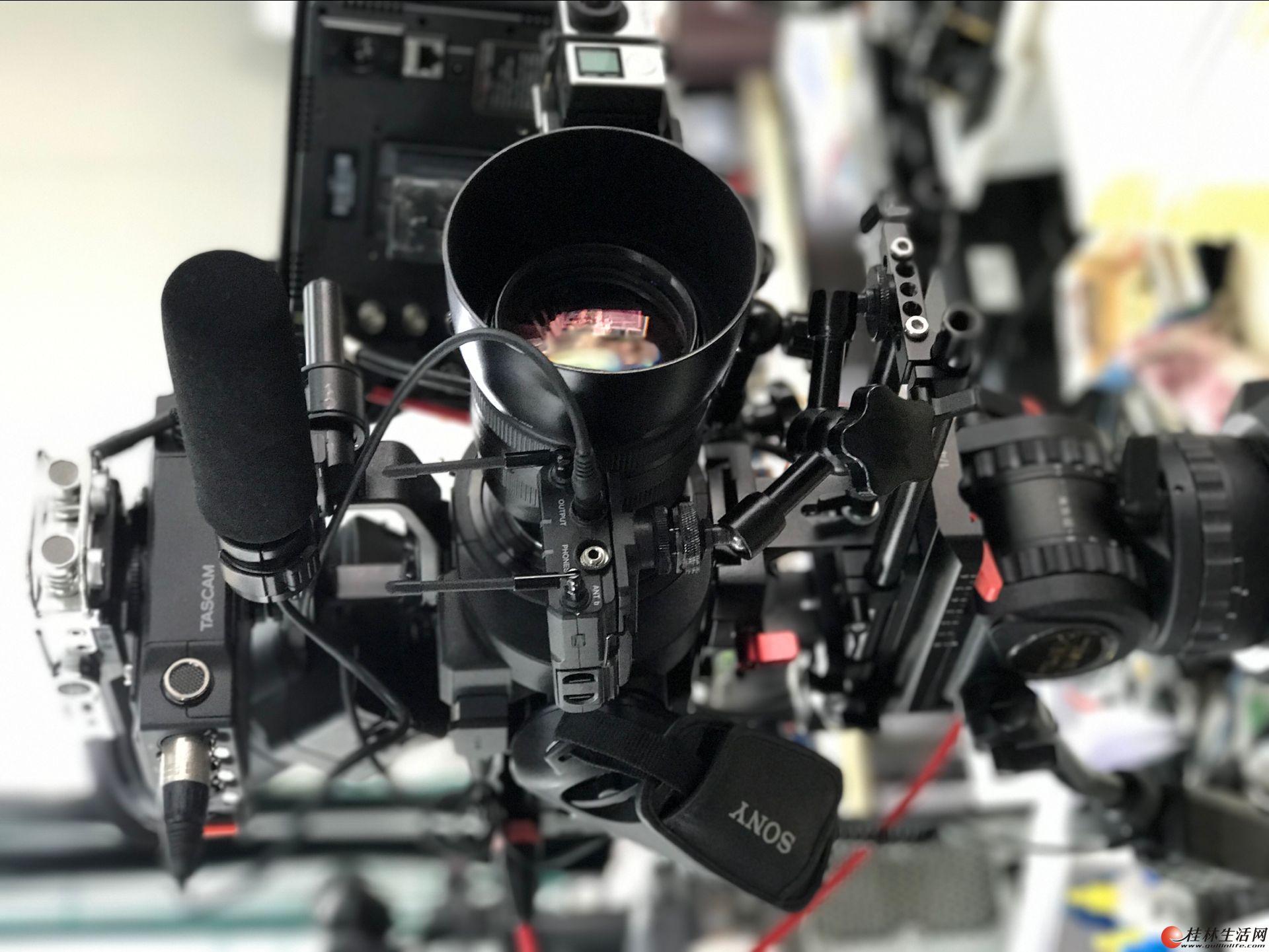 自带设备摄影摄像师找兼职~只给工作室或公司打工,个人客户勿扰