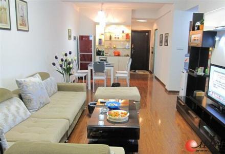 香樟林小区精装修2房2厅1卫,家电家具配套齐全,拎包入住