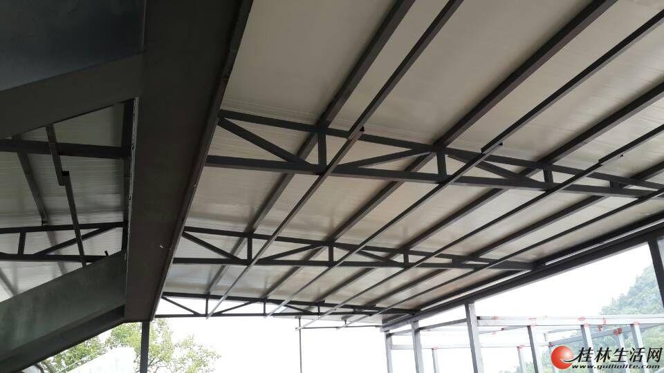 专业搭建顶楼加层活动板房,阁楼,阳光房