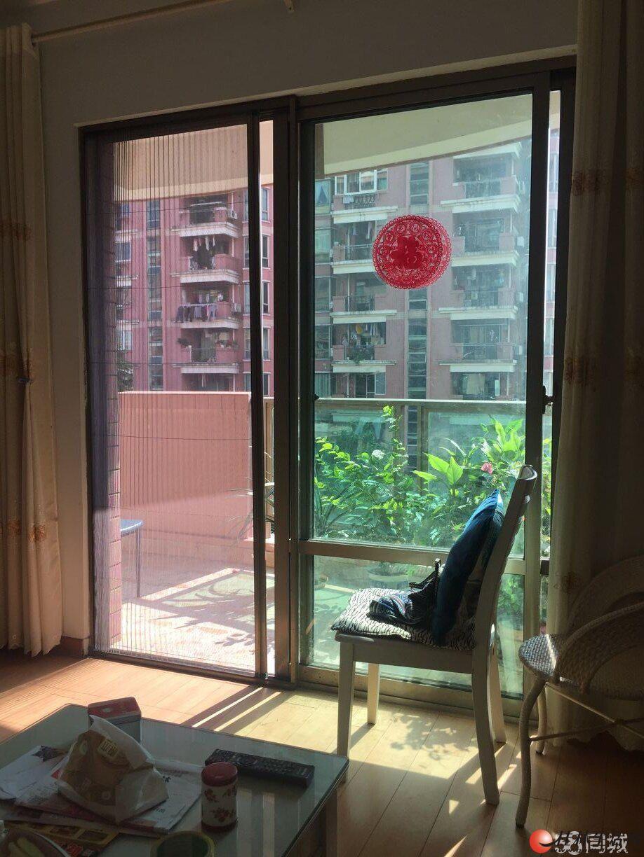 出租,世纪新城,2房2厅1卫,116平米,电梯8楼,2100元/月,家具齐全