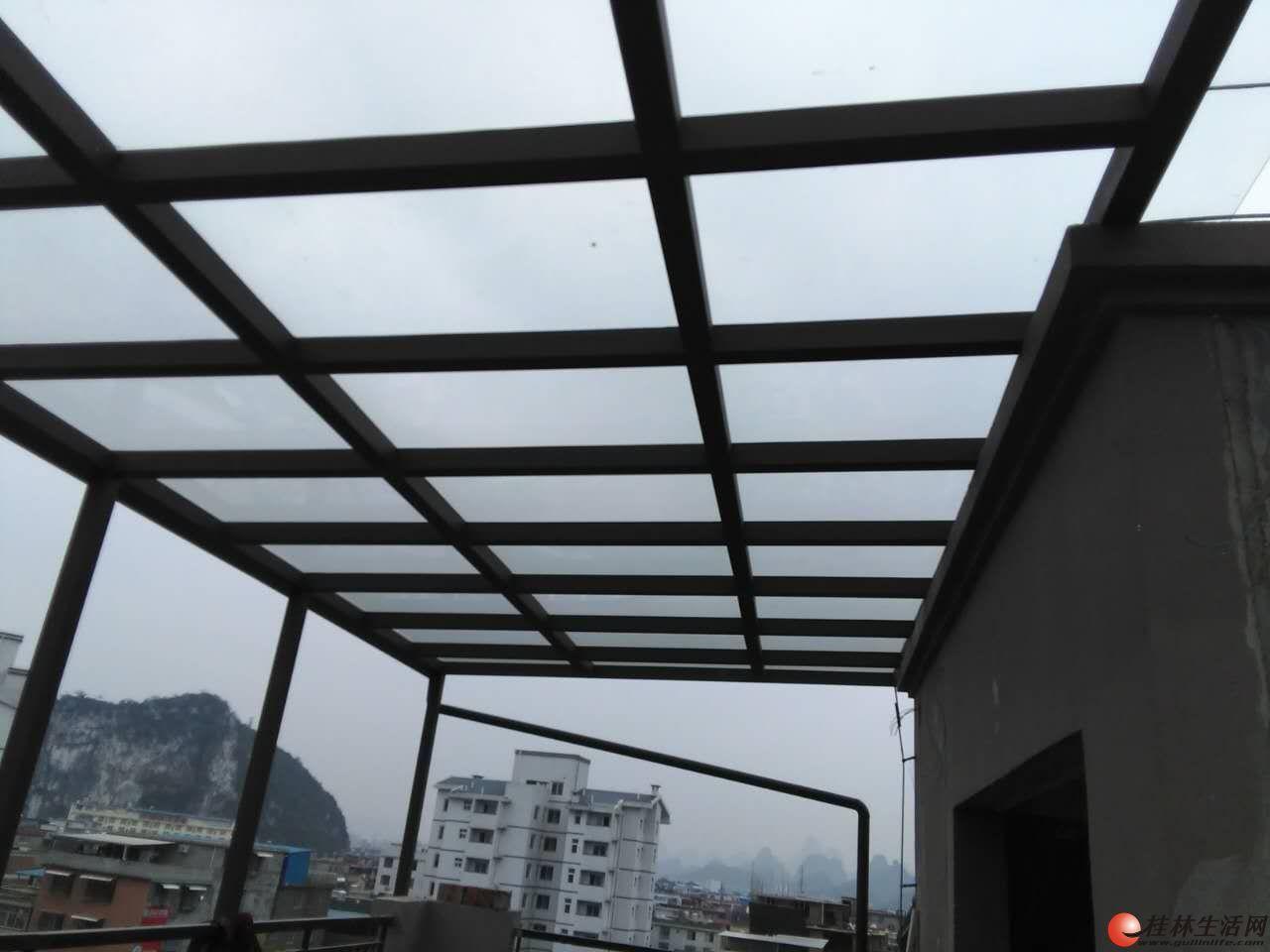 本店专业搭建钢架阁楼、楼梯、阳光房、活动板房