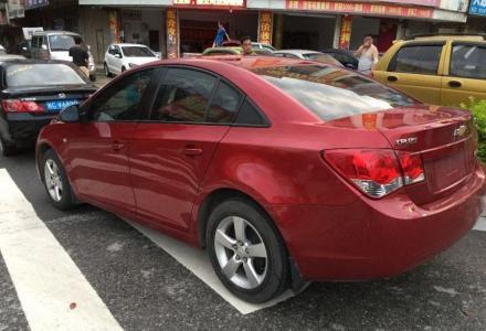 英朗 2013款 GT 1.6L 手动进取版