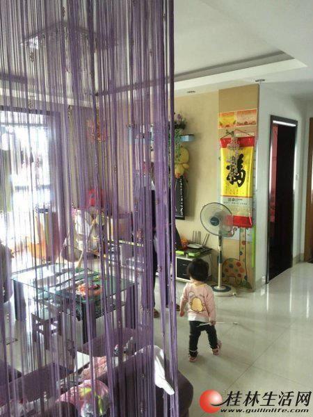 三里店品质小区兴进上城高层2房2厅86平米精装修