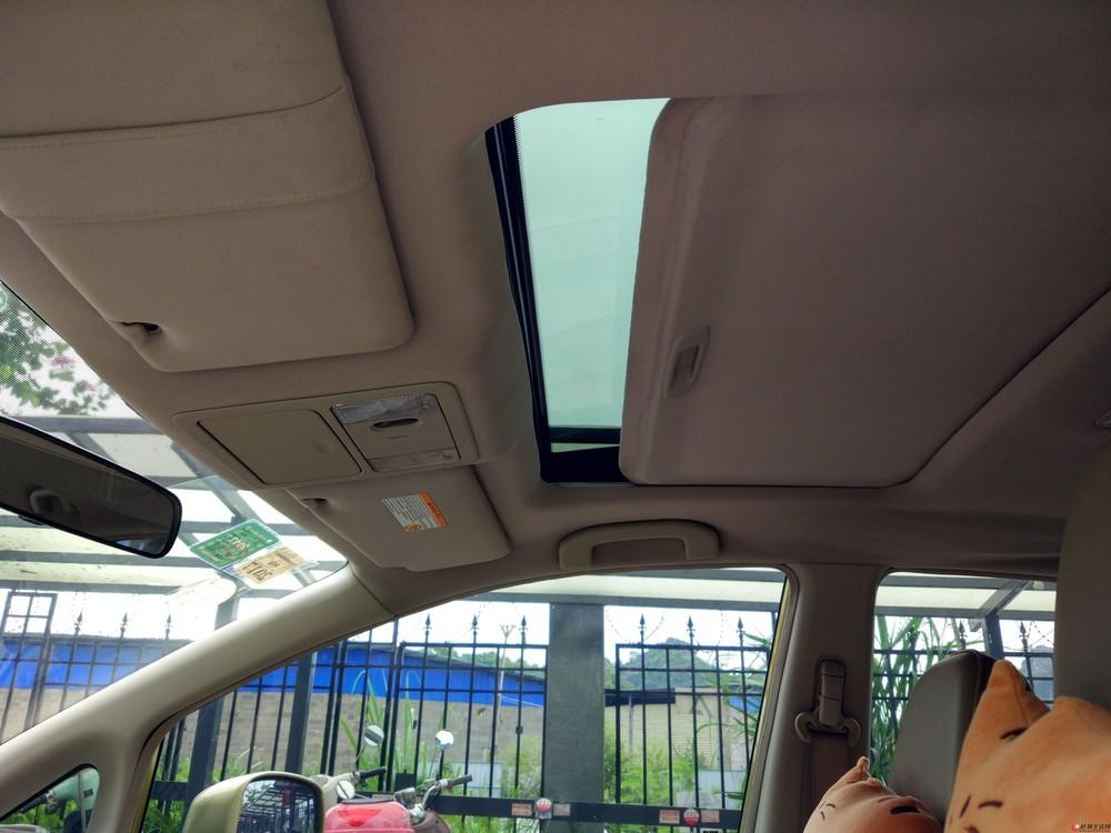 家用车两厢骐达车况好无碰撞省油王真皮座椅带天窗