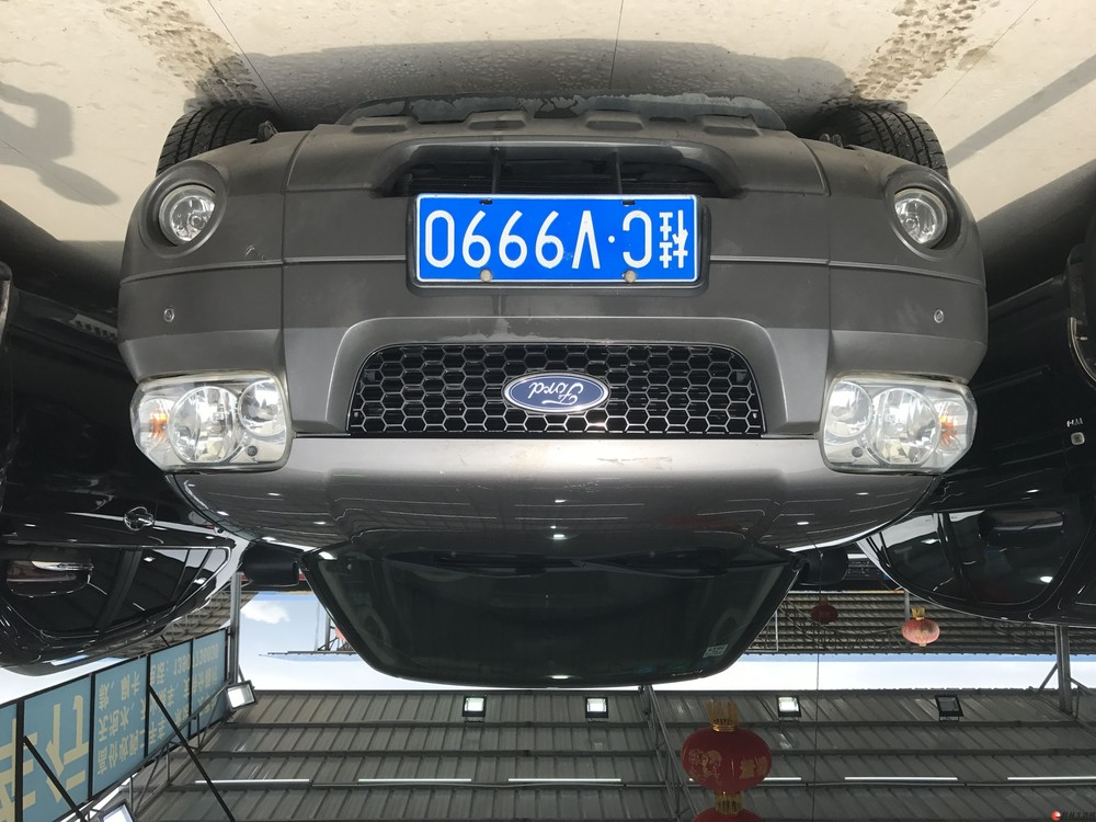福特翼虎2006款 翼虎 3.0 自动 maverick(进口) 进口翼虎