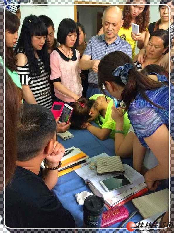 桂林师资最好针灸理疗培训学校名师授课16年中医实战经验