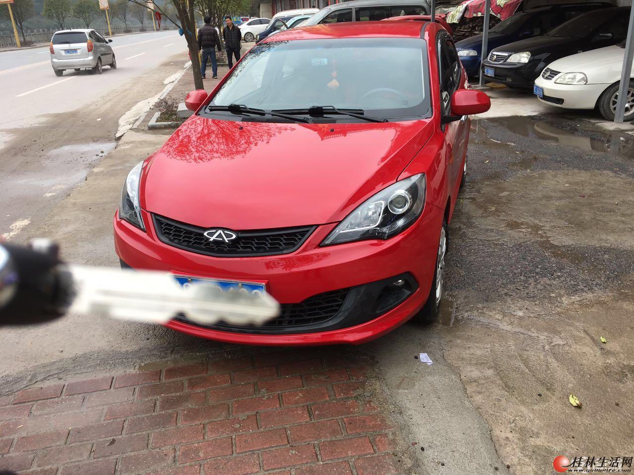 桂林私家车出售.保养好。换车了。所以卖了。