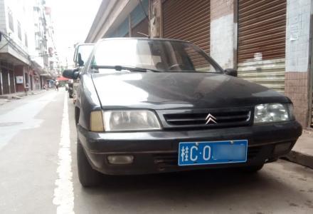 1.6L神龙富康五座小车