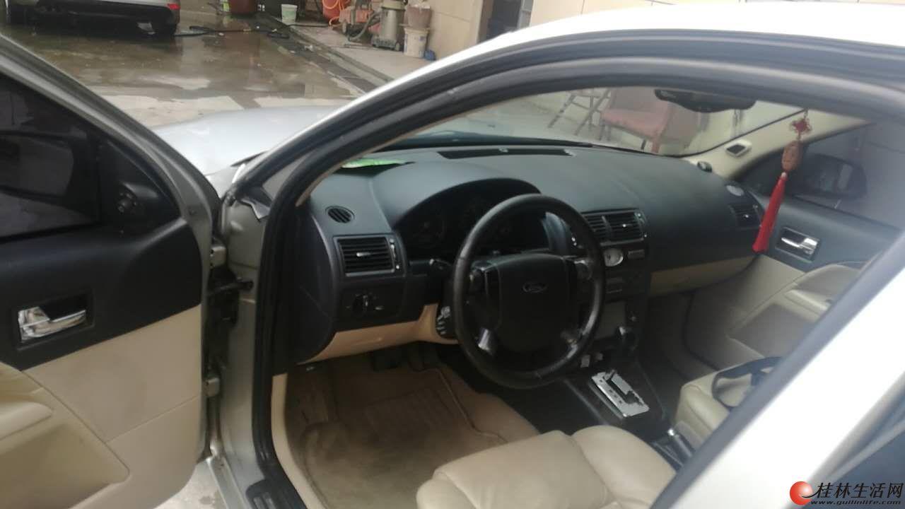 车主换车,忍痛割爱私家爱车一部。2005款福特蒙迪欧2.5排量最高配。