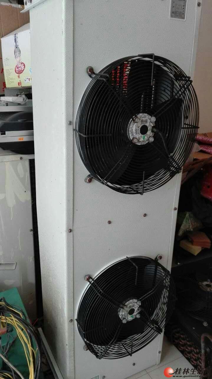 有一整套冷库设备出售