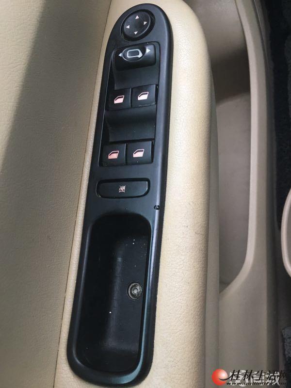 标致 307三厢 2010款 1.6 自动舒适版