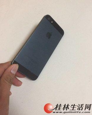 自用苹果手机,iPhone5,三网16G