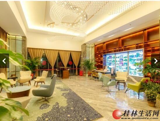 桂林曼哈顿酒店住宿券(万达广场店)