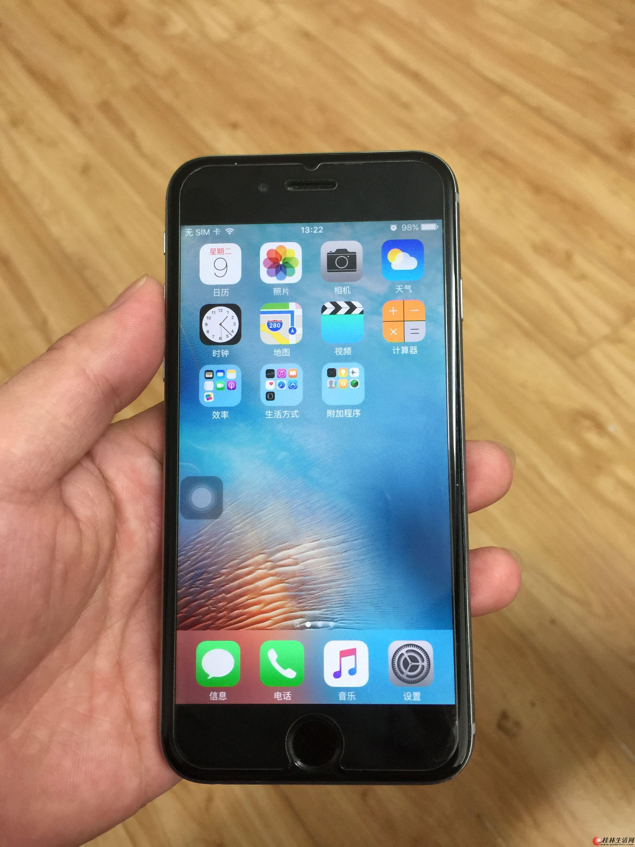 苹果6 美版64G 无锁三网4G
