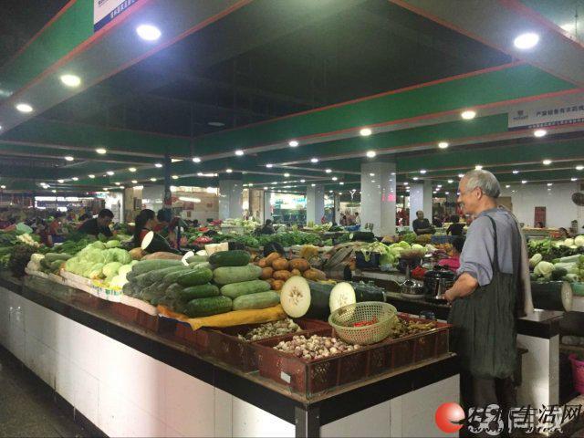 三里店七星农贸市场旺铺25平米61万月租2800 即买即收租