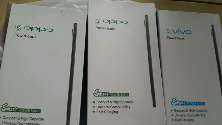 出全新oppo,vivo20800毫安正品充电宝