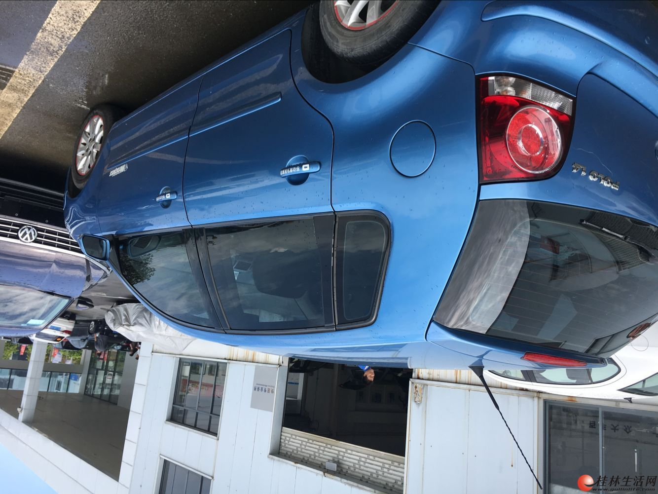 上海大众私家车波罗转让