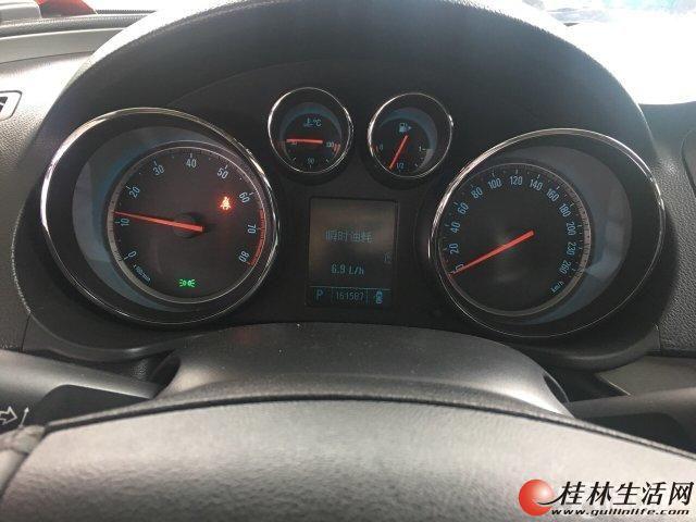 别克君威桂林私家车出售。车况好,一直保养到位。换车了现在低价出售。