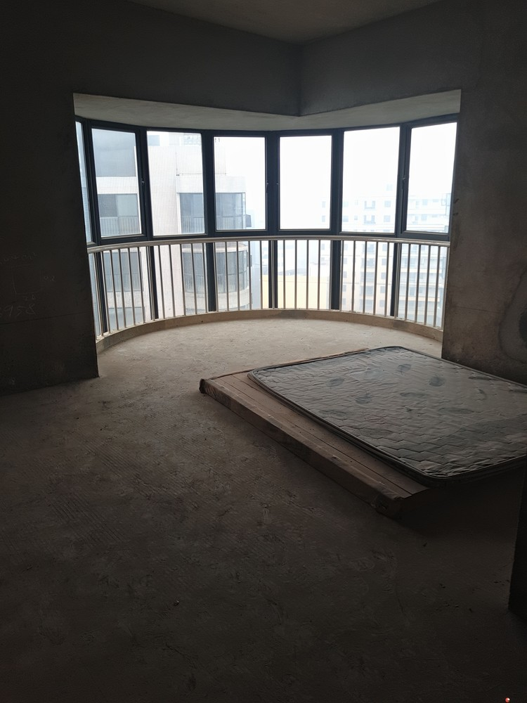 z七星区金地怡和东岸4房142平130万,天面独享且可自建
